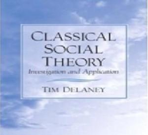 ClassicalSocialTheoryI&AOctober52013