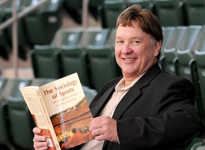 Book examines how sports reflect, amplify societal trends