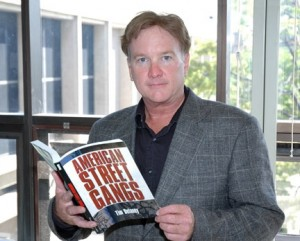 Professor publishes book on street gangs