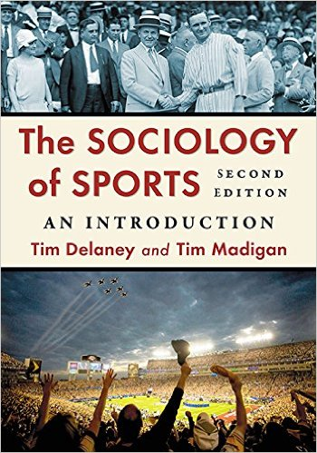 """sociology of sports Although the german scholar heinz risse published soziologie des sports ("""" sociology of sports"""") in 1921, it was not until 1966 that an international group of."""