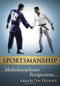 SportsmanshipBookCoverbyTimDelaney